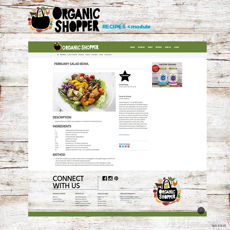 organic-shopper-website-iPhone-Mockup-2