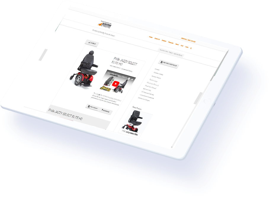 scooters-mobility-website-design-nijo-dream